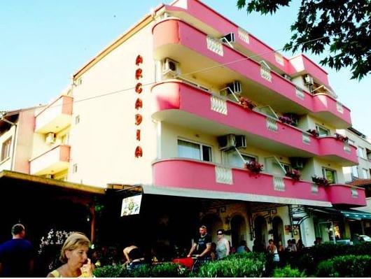 Family Hotel Arkadia - фото 5