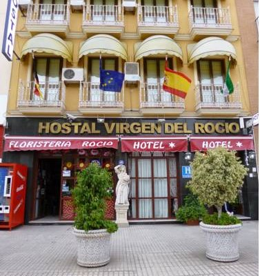 Hostal Virgen Del Rocio - фото 15
