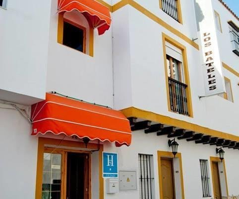Hostal Los Bateles - фото 39