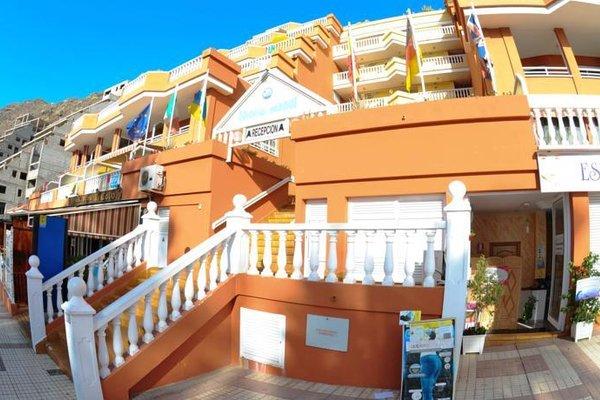 Гостиница «Colonial Parque», Los Gigantes