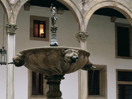 Parador de Santiago - Hostal Reis Catolicos - фото 18