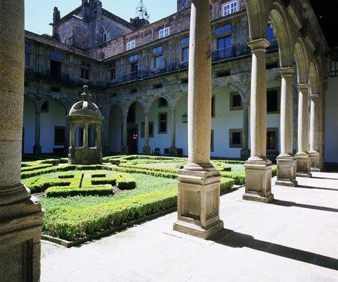 Parador de Santiago - Hostal Reis Catolicos - фото 19