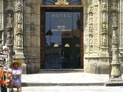 Parador de Santiago - Hostal Reis Catolicos - фото 21