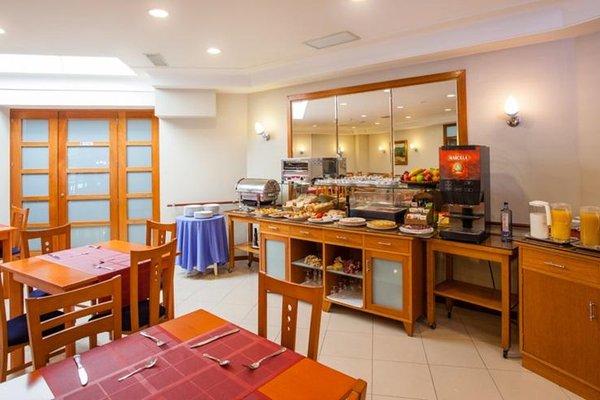 Hotel Ciudad de Compostela - фото 12