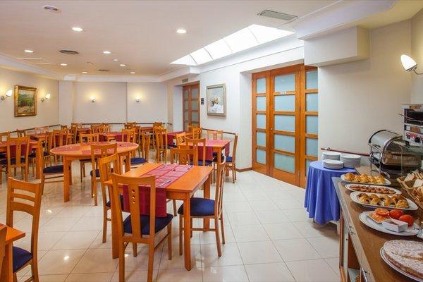 Hotel Ciudad de Compostela - фото 15