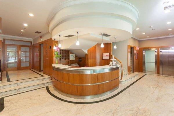 Hotel Ciudad de Compostela - фото 17