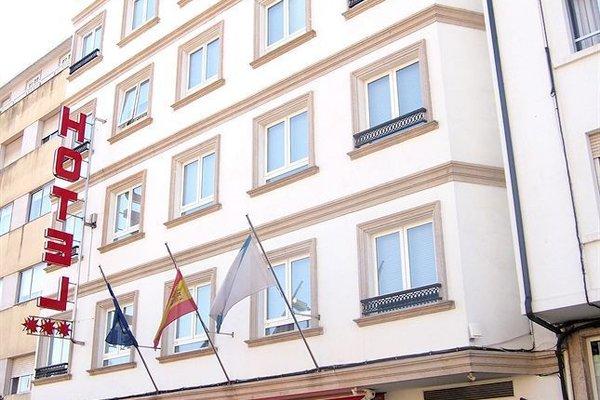 Hotel Ciudad de Compostela - фото 22