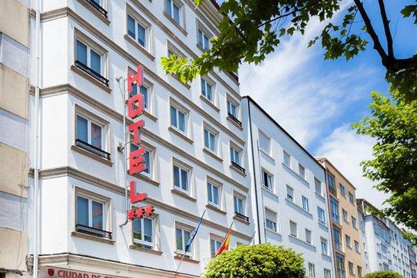 Hotel Ciudad de Compostela - фото 23