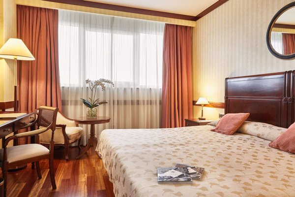 Gran Hotel Santiago - фото 2