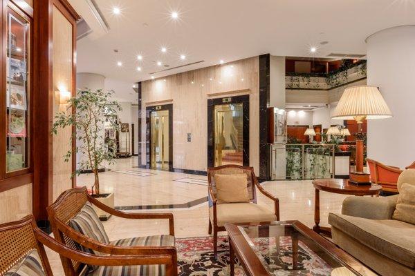 Gran Hotel Santiago - фото 8