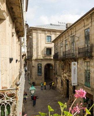 Hotel Rua Villar - фото 21