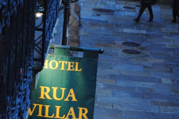 Hotel Rua Villar - фото 22