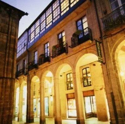 Hotel Rua Villar - фото 23