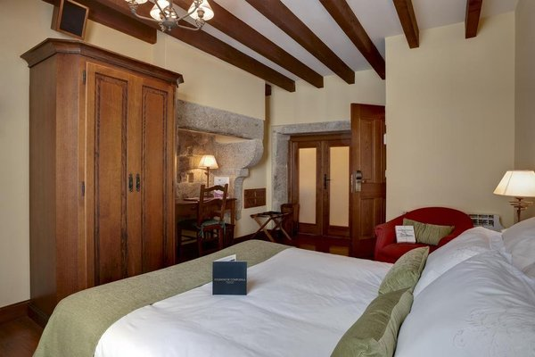 Pousadas de Compostela Hotel Airas Nunes - фото 6