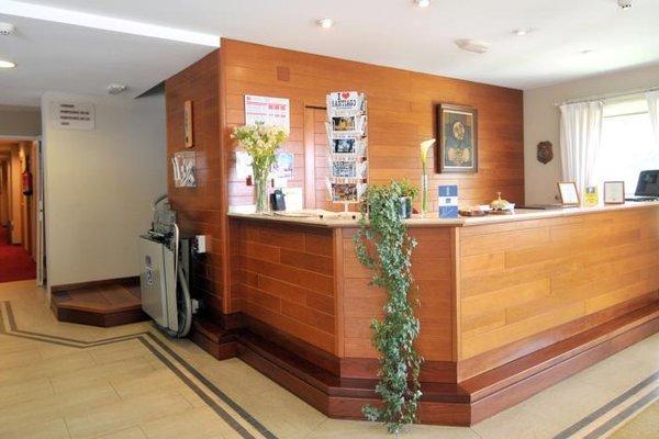 Hotel Miradoiro de Belvis - фото 12