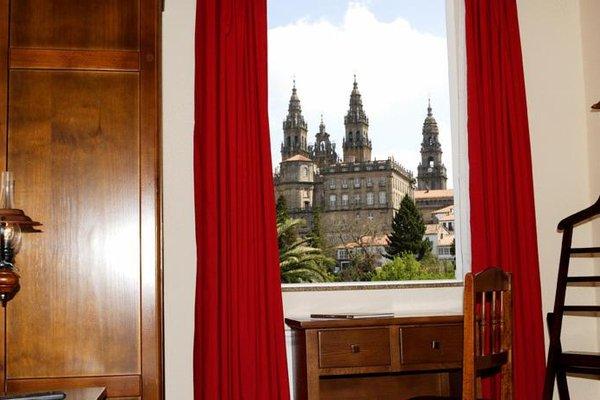 Hotel Pazos Alba - фото 12