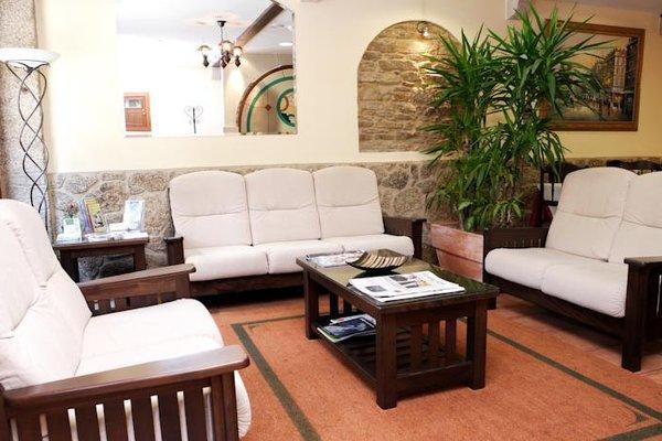 Hotel Pazos Alba - фото 8