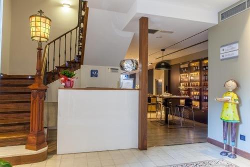 Hotel Gastronomico San Miguel - фото 13