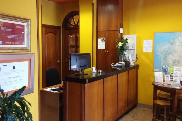 Hotel San Jacobo - фото 11