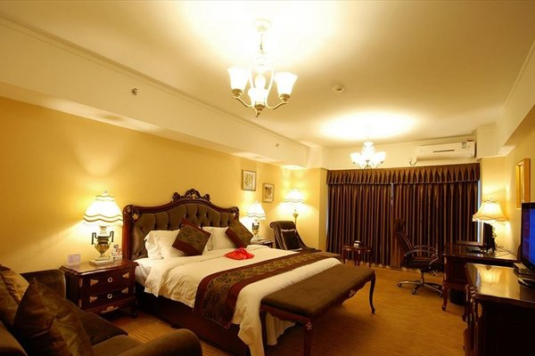 Chengdu Longhu Beach Hotel - фото 1
