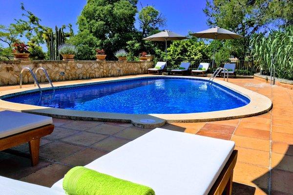 Hotel Rural Sa Torre de Santa Eugenia - фото 22