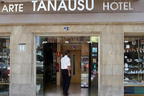 Hotel Tanausu - фото 21