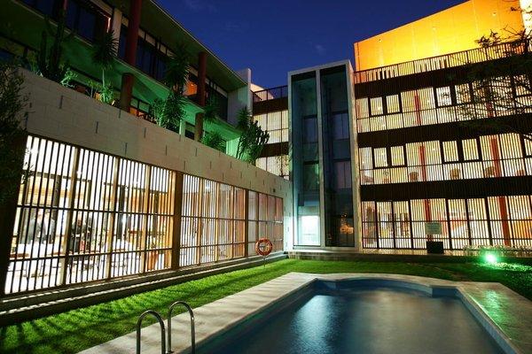 Hotel Escuela Santa Cruz - фото 14