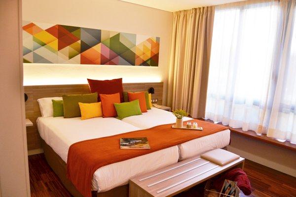 Hotel Escuela Santa Cruz - фото 1