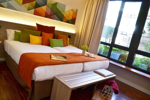 Hotel Escuela Santa Cruz - фото 2
