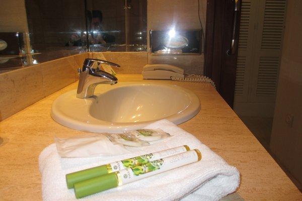 Hotel Escuela Santa Cruz - фото 4