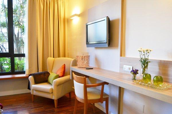 Hotel Escuela Santa Cruz - фото 5