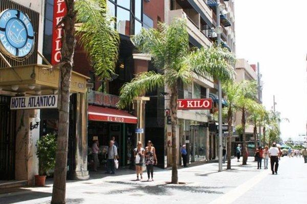 Hotel Atlantico - фото 16