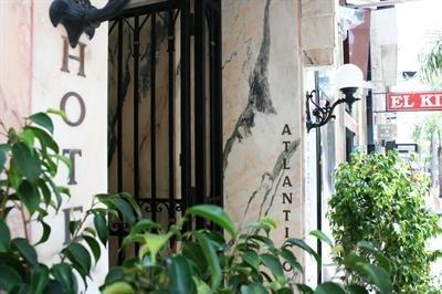 Hotel Atlantico - фото 21