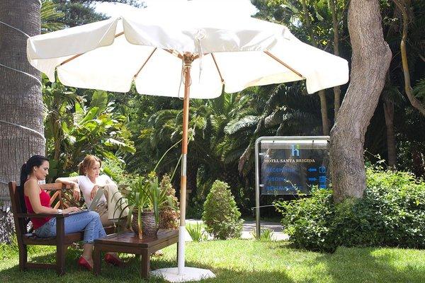 Hotel Escuela Santa Brigida - фото 50
