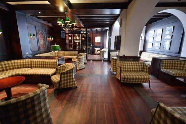 Hotel Escuela Santa Brigida - фото 13