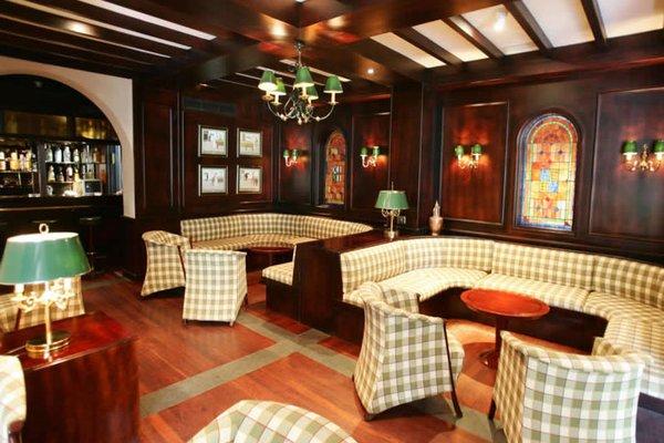 Hotel Escuela Santa Brigida - фото 14