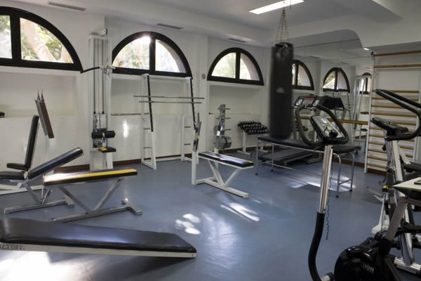 Hotel Escuela Santa Brigida - фото 16