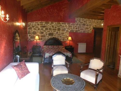 Hotel Palacio La Cajiga - фото 8