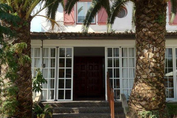Гостиница «Chomin», Сан-Себастьян