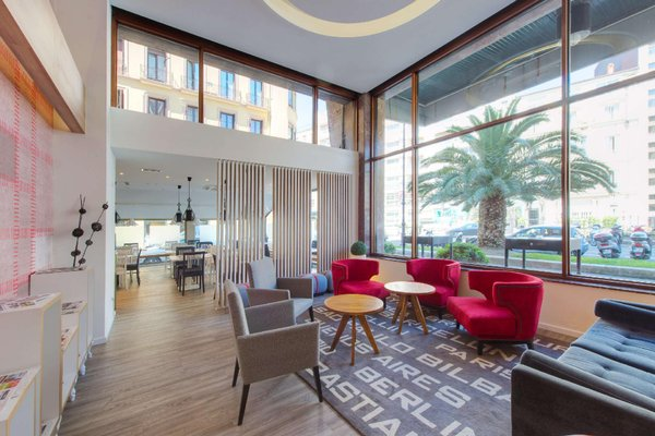 Tryp San Sebastian Orly Hotel - фото 10