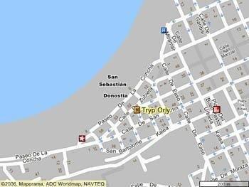 Tryp San Sebastian Orly Hotel - фото 21