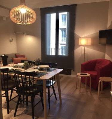 555 Apartments BCN - фото 20