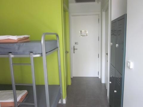 Green Nest Hostel Uba Aterpetxea - фото 17