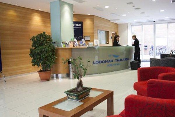 Hotel Lodomar Spa & Talasoterapia - фото 15