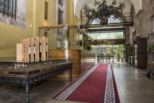 Hosteria del Monasterio de San Millan - фото 12