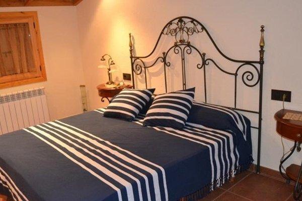 Гостиница «Masia Cal Dragano», Torrelles de Foix
