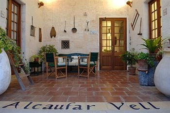 Alcaufar Vell Hotel Rural & Restaurant - фото 10