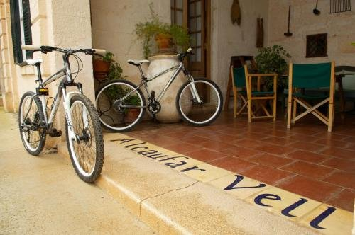 Alcaufar Vell Hotel Rural & Restaurant - фото 17