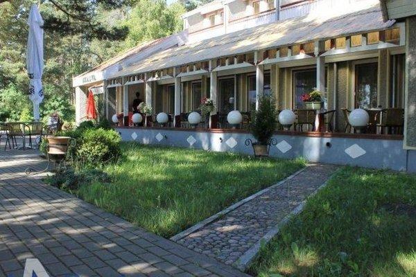 Hotel Skalva Nida - фото 19