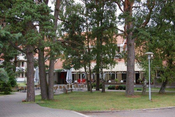 Hotel Skalva Nida - фото 21